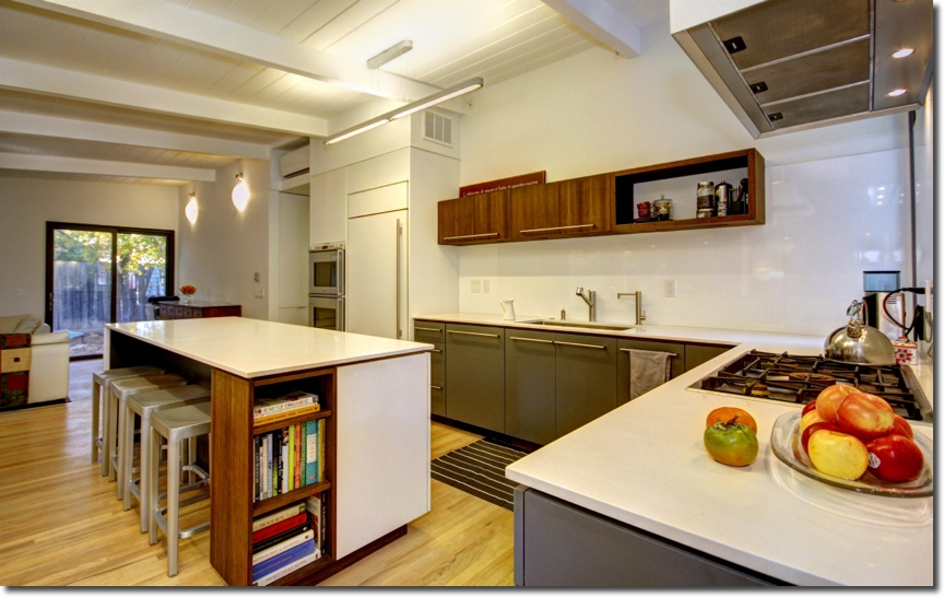 Valley Forge Passive House Kitchen